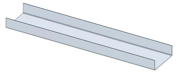 Bailey Steel Track Drawing