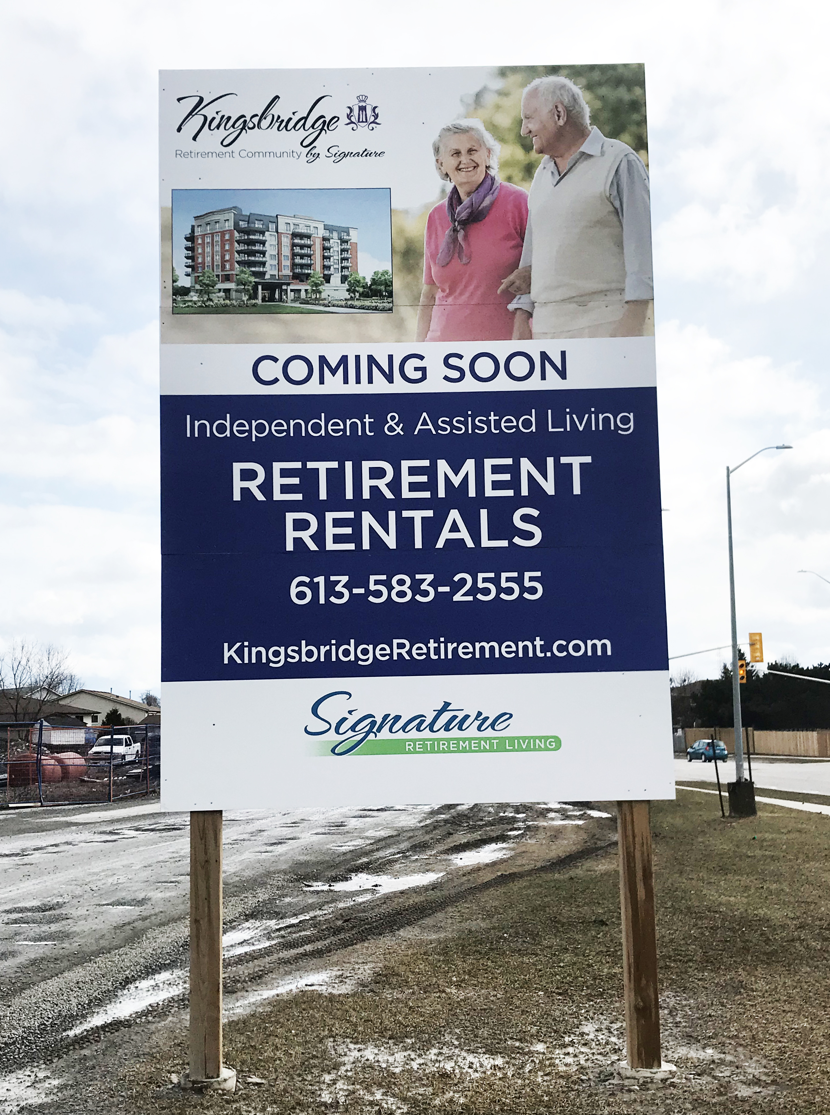 Kingsbridge Retirement Home Project