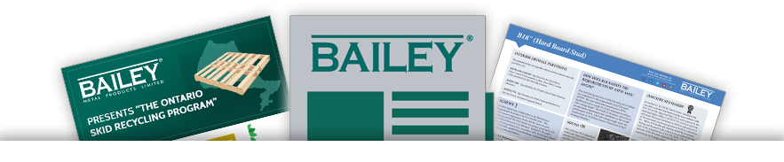 Bailey newsletter banner