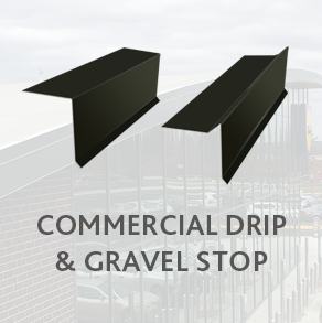 NEW gravel stop and commercial drip