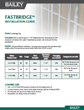 Fastbridge Installation Guide- thumb
